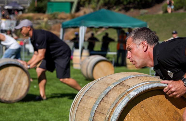 NZ Wine Barrel Racing Championship
