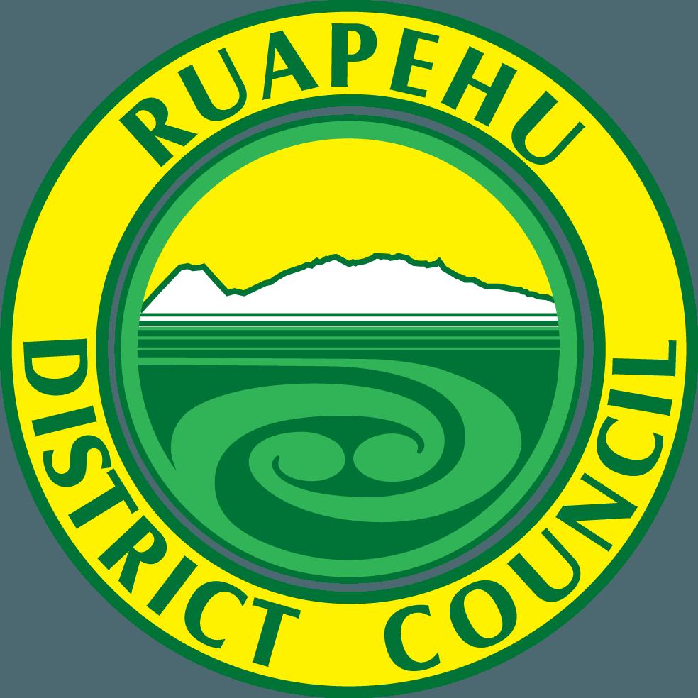 Ruapehu Council logo