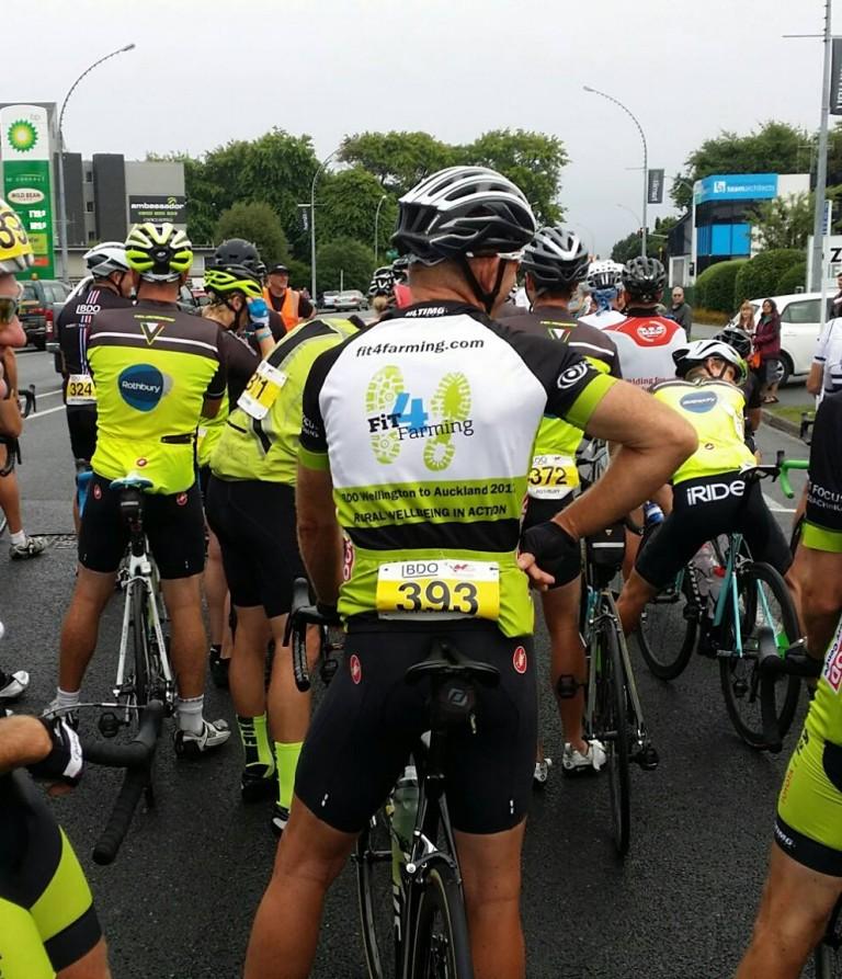 TransTasman Fit4Farming Cycle Race
