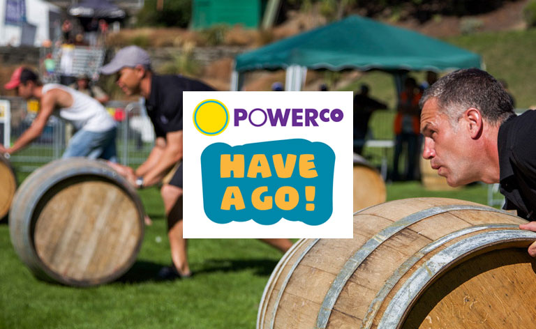Powerco Have a Go Sunday