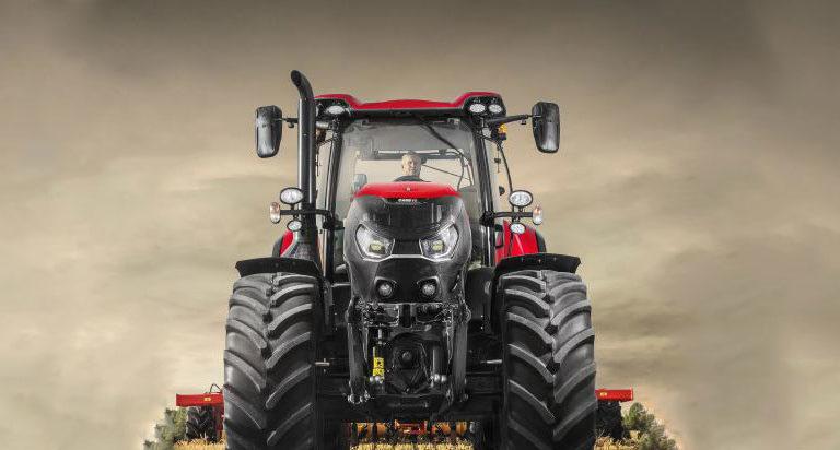 Case IH Tractor Pull